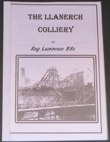 The Llanerch Colliery, by Ray Lawrence